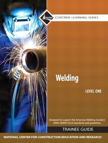 WELDING LEVEL 1-NCCERCONN.W/ETXT.ACCESS N/A 9780132859264 Front Cover