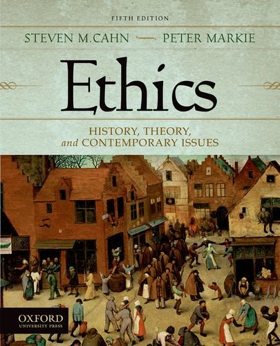 Ethics History, Theory, and Contemporary Issues 5th 2012 9780199797264 Front Cover