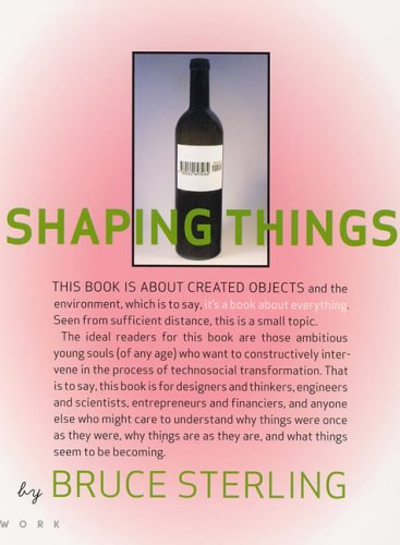 Shaping Things   2005 edition cover