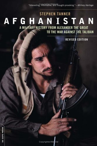 Afghanistan A Military History from Alexander the Great to the War Against the Taliban Revised  edition cover