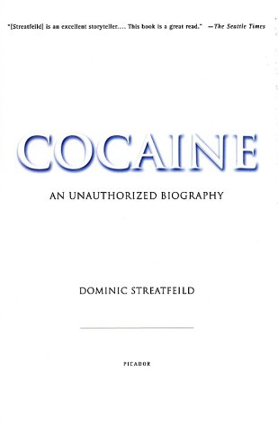 Cocaine An Unauthorized Biography  2003 (Revised) edition cover