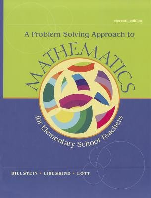 Problem Solving Approach to Mathematics  11th 2013 edition cover