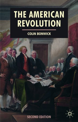 American Revolution  2nd 2005 (Revised) 9780333999264 Front Cover