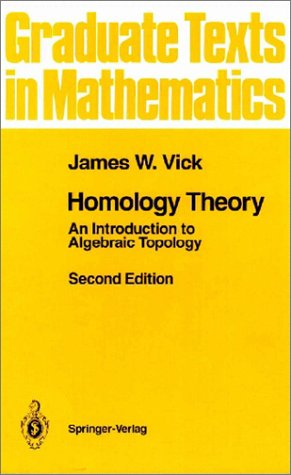 Homology Theory An Introduction to Algebraic Topology 2nd 1994 (Revised) 9780387941264 Front Cover