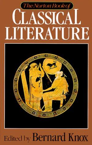 Norton Book of Classical Literature   1993 edition cover