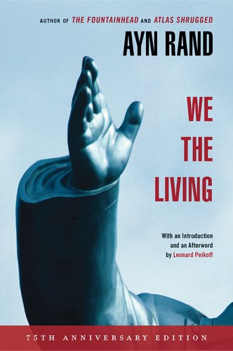 We the Living  75th edition cover