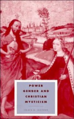 Power, Gender and Christian Mysticism   1995 edition cover