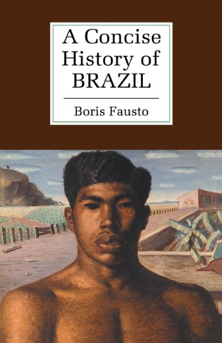 Concise History of Brazil   1998 9780521565264 Front Cover