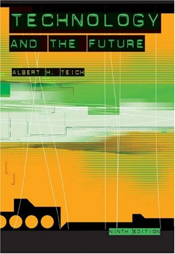 Technology and the Future  9th 2003 9780534604264 Front Cover