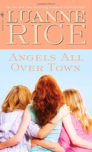Angels All over Town  N/A 9780553568264 Front Cover