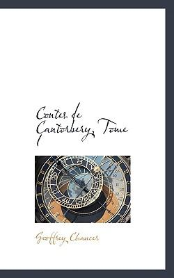 Contes de Cantorbery, Tome I N/A edition cover