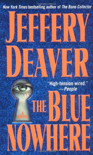 Blue Nowhere   2001 (Reprint) edition cover