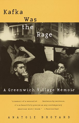 Kafka Was the Rage A Greenwich Village Memoir  1997 edition cover