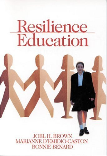 Resilience Education   2001 9780761976264 Front Cover