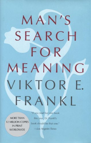 Man's Search for Meaning   2000 (Gift) edition cover