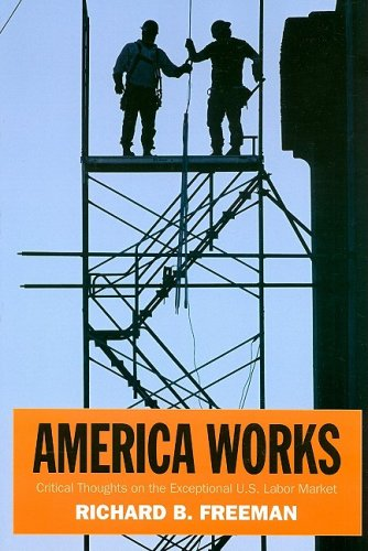 America Works   2007 edition cover