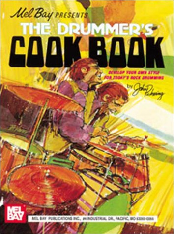 Drummer's Cook Book  N/A edition cover