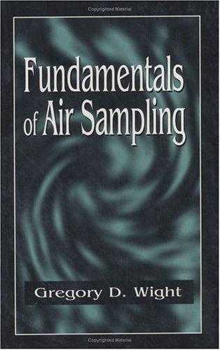 Fundamentals of Air Sampling   1994 edition cover