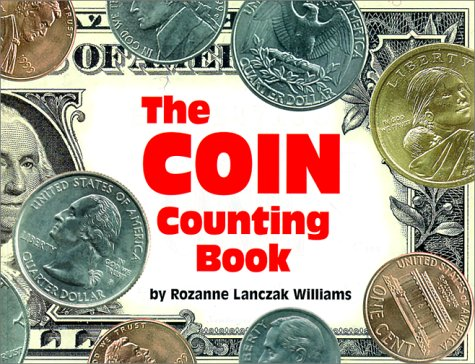 Coin Counting Book   2001 9780881063264 Front Cover