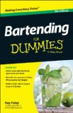 Bartending for Dummies�  5th 2014 edition cover