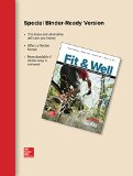 Fit & Well: Core Concepts and Labs in Physical Fitness and Wellness Edition  2016 9781259751264 Front Cover