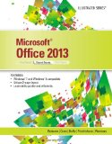 Microsoft� Office 2013 Second Course  2014 edition cover