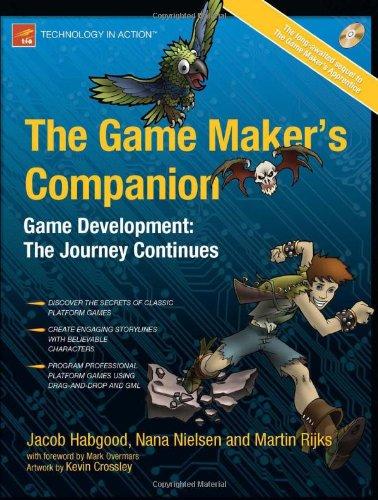 Game Maker's Companion   2010 edition cover
