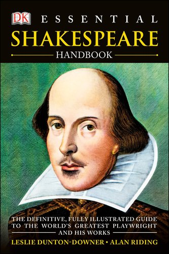 Essential Shakespeare Handbook   2013 edition cover