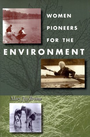 Women Pioneers for the Environment  N/A edition cover