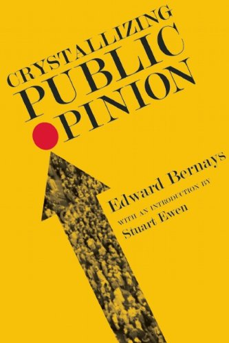 Crystallizing Public Opinion   2011 edition cover