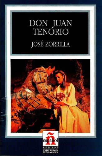 Don Juan Tenorio  2007 edition cover