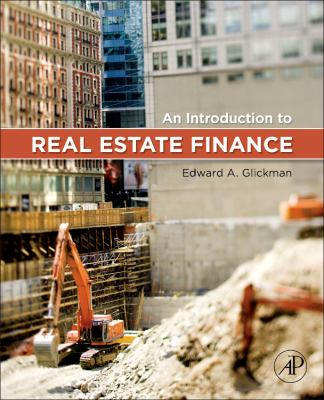 Introduction to Real Estate Finance   2013 edition cover