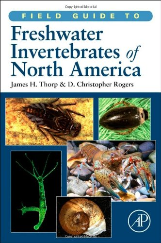 Field Guide to Freshwater Invertebrates of North America   2010 edition cover