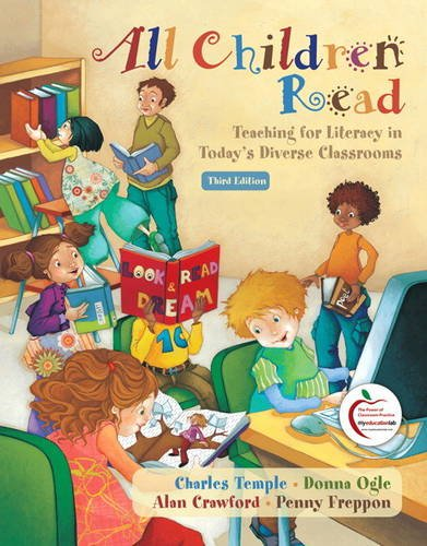 All Children Read Teaching for Literacy in Today's Diverse Classrooms 3rd 2011 edition cover