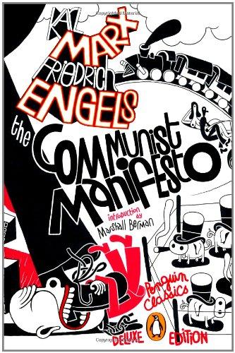 Communist Manifesto   2011 (Deluxe) edition cover