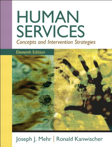 Human Services Concepts and Intervention Strategies 11th 2011 edition cover