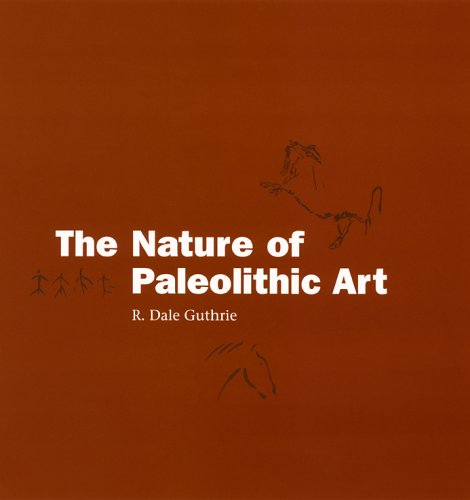 Nature of Paleolithic Art   2005 edition cover
