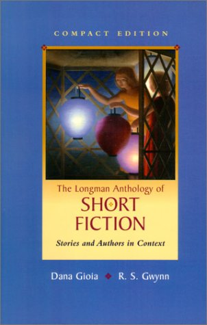 Longman Anthology of Short Fiction Stories and Authors in Context  2001 (Student Manual, Study Guide, etc.) 9780321083265 Front Cover