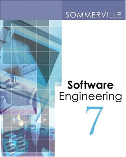 Software Engineering  7th 2005 (Revised) edition cover