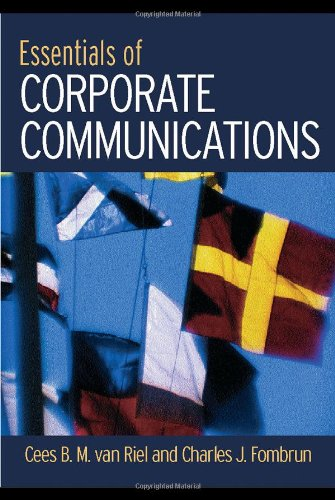 Essentials of Corporate Communication Implementing Practices for Effective Reputation Management  2006 edition cover