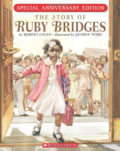 Story of Ruby Bridges  50th (Anniversary) 9780439472265 Front Cover