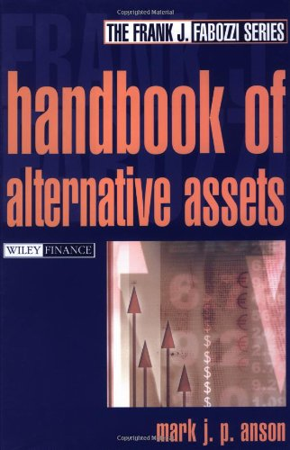 Handbook of Alternative Assets   2002 edition cover