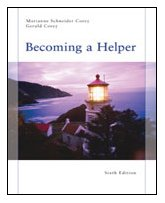 Becoming a Helper  6th 2011 edition cover