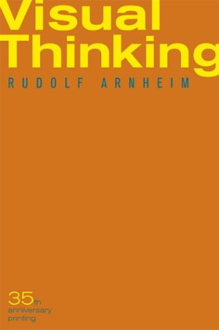 Visual Thinking  2nd 2004 (Anniversary) edition cover
