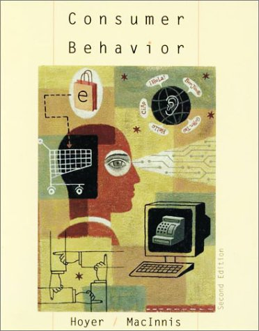 Consumer Behavior 2nd 2001 edition cover