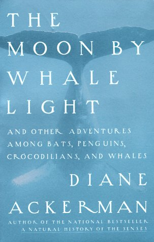 Moon by Whale Light And Other Adventures among Bats, Penguins, Crocodilians, and Whales N/A edition cover