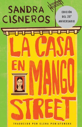 House on Mango Street   1994 edition cover