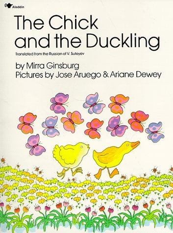 Chick and the Duckling   2011 (Reprint) edition cover