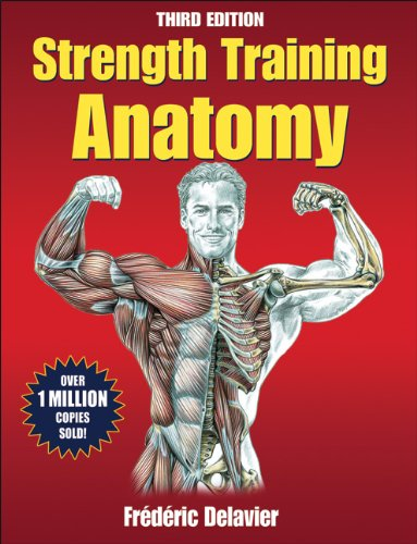 Strength Training Anatomy  3rd 2010 9780736092265 Front Cover
