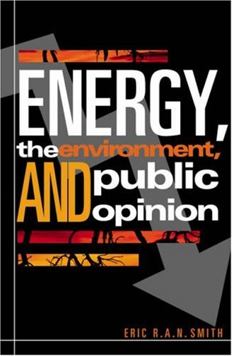 Energy, the Environment and Public Opinion   2001 edition cover